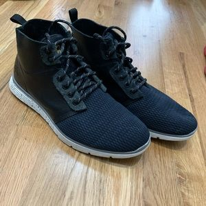 Timberland Men's Boots Size 9 Black Sensorflex